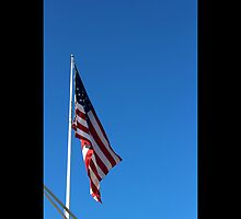 American Flag  by © Sophie W. Smith