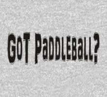 Paddleball Baby Tee