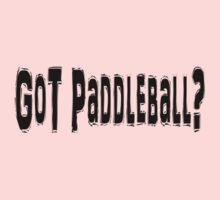 Paddleball Kids Tee