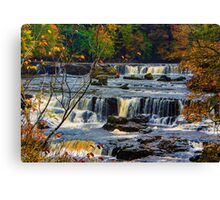 Aysgarth Falls Canvas Print