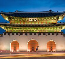 Seoul palace by StavvioD