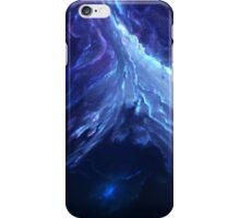 Fields of Utopia Nebula by Starkiteckt iPhone Case/Skin