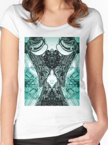 Dead Rising Women's Fitted Scoop T-Shirt