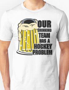 Hockey Drinking Team T-Shirt