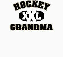 Hockey Grandma Womens Fitted T-Shirt