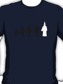 99 Steps of Progress - Fraternity T-Shirt
