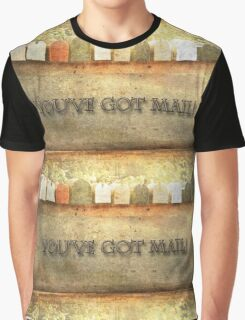 You've Got Mail Graphic T-Shirt