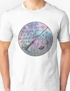 The words of Albus Dumbldore (full colour) T-Shirt