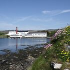 Lagavulin Distillery by charlylou