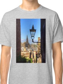 The view from Advocate's Close Classic T-Shirt