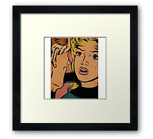 Fantastic Love Framed Print