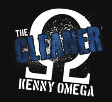 Kenny Omega - The Cleaner by GHouseDesigns