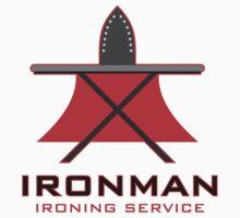 Ironman Ironing Service by David Ayala