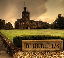 Blundell's school by Rob Hawkins