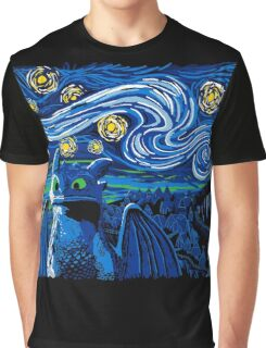 Starry Berk Graphic T-Shirt