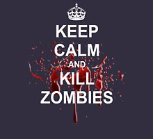 Keep Calm, Kill Zombies Unisex T-Shirt