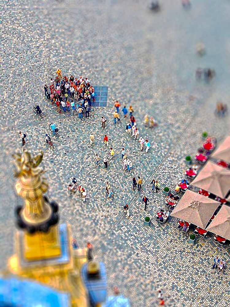 Toy People by globeboater