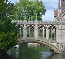 Bridge of Sighs Cambridge by Pauws99