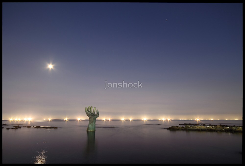 Sculpture in Pohang by jonshock