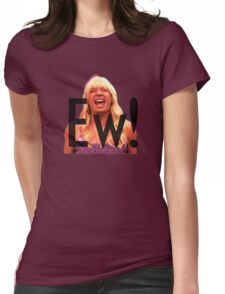 Ew! Womens Fitted T-Shirt