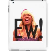 Ew! iPad Case/Skin