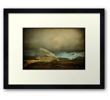 Irish Skies III Framed Print