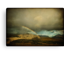 Irish Skies III Canvas Print