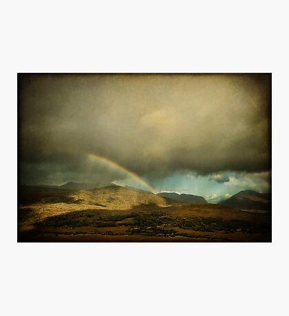 Irish Skies III Photographic Print