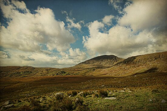 Irish Skies by Sharon Johnstone