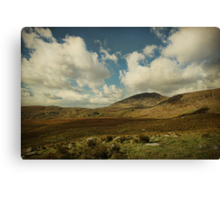 Irish Skies Canvas Print