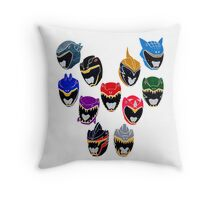 Fully Charged Throw Pillow
