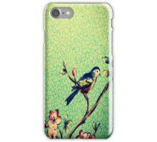 Little Birdy Goes Tweet iPhone Case/Skin