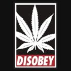 Disobey ! by Thomas Jarry