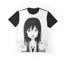Cute Girl Graphic T-Shirt