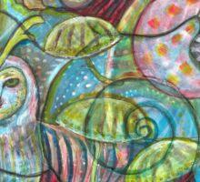 Fibonacci's Dream Sticker