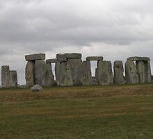 Mystical Stonehenge by Jacqueline Longhurst