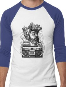 soLo Beats Men's Baseball ¾ T-Shirt