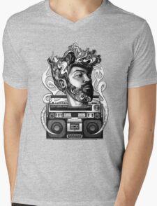 soLo Beats Mens V-Neck T-Shirt
