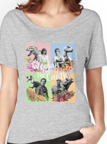 Woman Inherits the Earth (2) Women's Relaxed Fit T-Shirt
