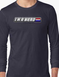 I.M.A. Nerd Long Sleeve T-Shirt