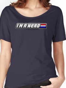 I.M.A. Nerd Women's Relaxed Fit T-Shirt
