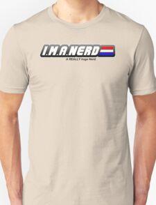 I.M.A. Nerd Unisex T-Shirt