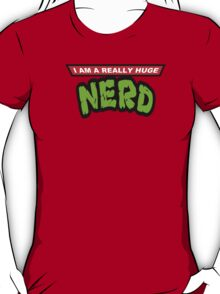 Teenage Mutant Nerdles T-Shirt