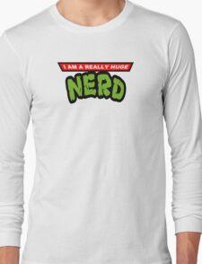 Teenage Mutant Nerdles Long Sleeve T-Shirt