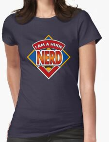 Dr Nerd Womens Fitted T-Shirt