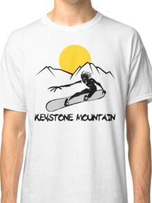 Keystone, Colorado Snowboarding Classic T-Shirt