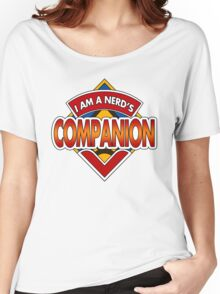 Dr Nerd's Companion Women's Relaxed Fit T-Shirt