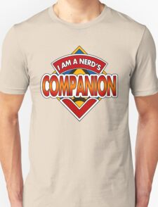Dr Nerd's Companion Unisex T-Shirt