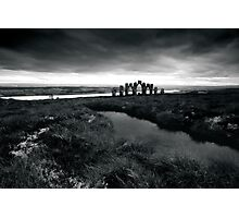 Cnoc Fyrish Photographic Print