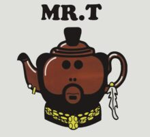 Mr T - Cup of Tea by gemzi-ox
